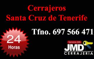 Cerrajeros en Santa Cruz de Tenerife, Cerrajeros 24 horas Santa Cruz de Tenerife